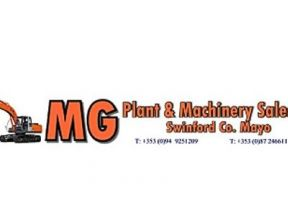 MG Plant & Machinery