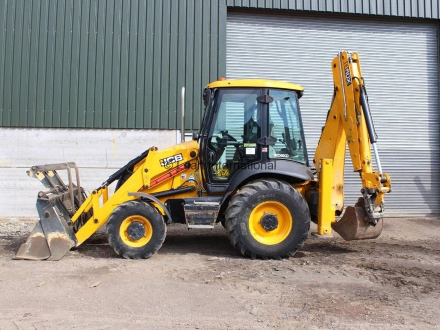 Used Backhoe 2013 JCB 3CX  for Sale - 3