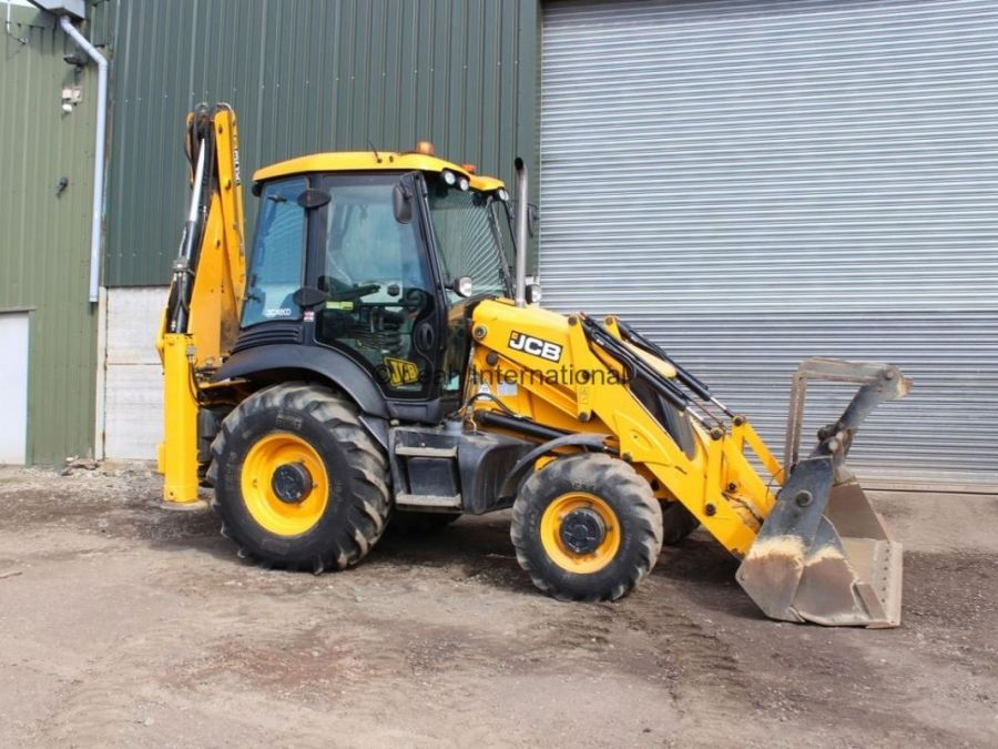 Used Backhoe 2013 JCB 3CX  for Sale - 1