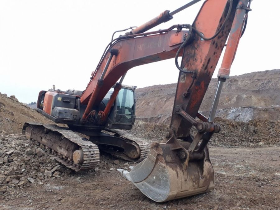 Used Excavator 2008 Hitachi ZX350LC for Sale - 4