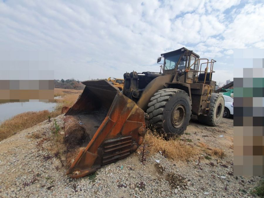 Used Wheel Loader 1991 Caterpillar 980C for Sale - 1