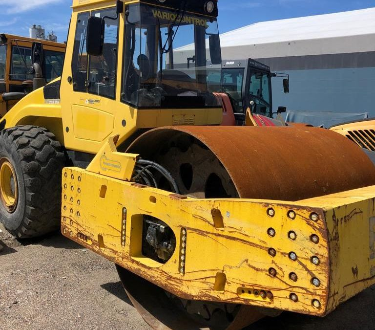 Used Roller 2009 Bomag BW226DH-4 for Sale - 4