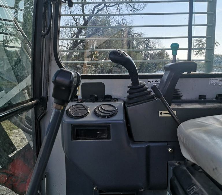 Used Excavator 2013 Takeuchi TB153FR for Sale - 4