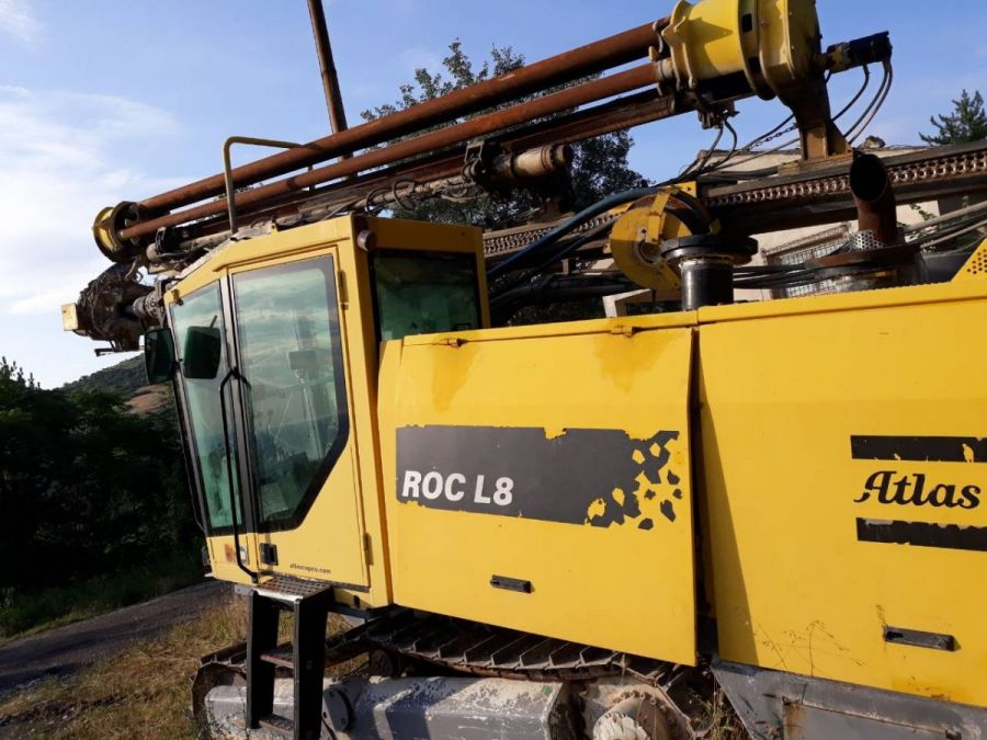 Used  2006 Atlas Copco ROC L8 for Sale - 2 - Thumbnail
