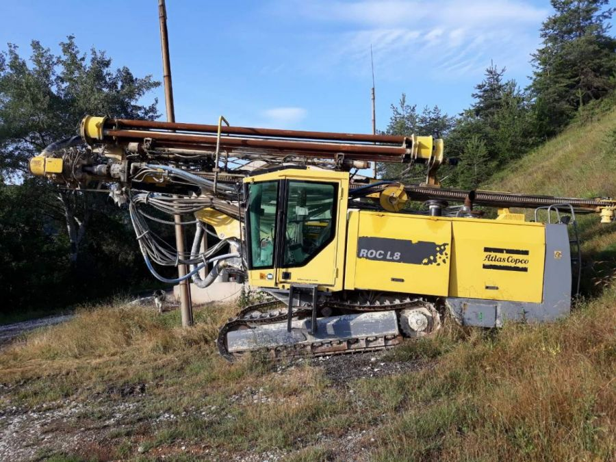 Used  2006 Atlas Copco ROC L8 for Sale - 1 - Thumbnail