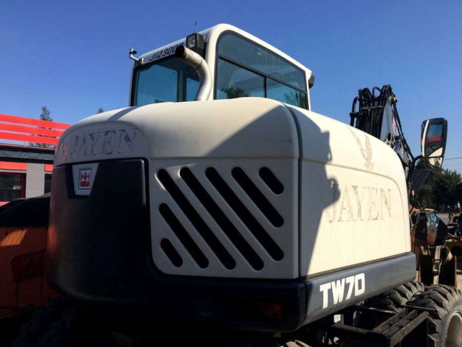 Used Excavator 2013 Terex TW70 for Sale - 3 - Thumbnail