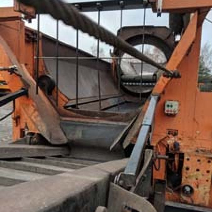 Used Waste Systems 2006 Doppstadt SM518 for Sale - 4