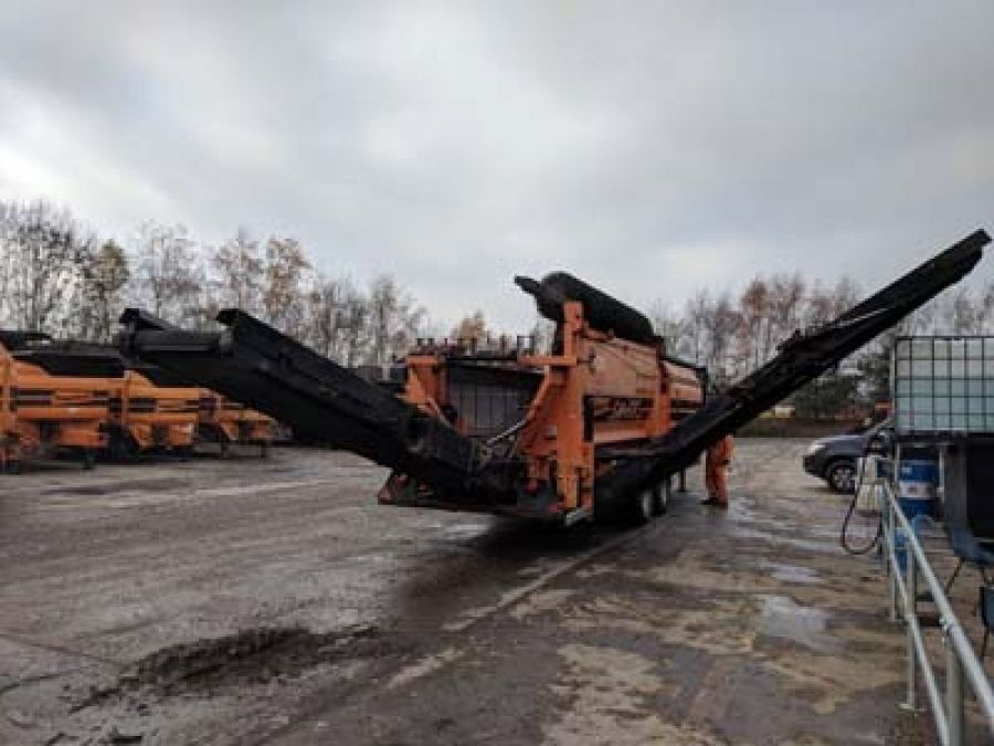 Used Waste Systems 2006 Doppstadt SM518 for Sale - 2