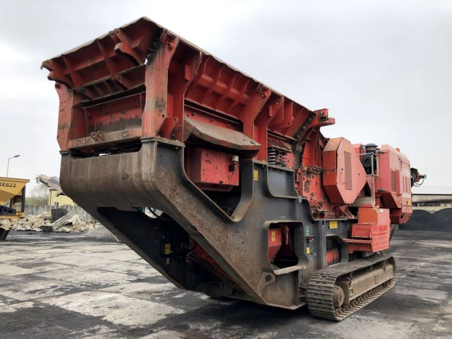 Used Crusher 2013 Terex Finlay J-1170 for Sale - 2