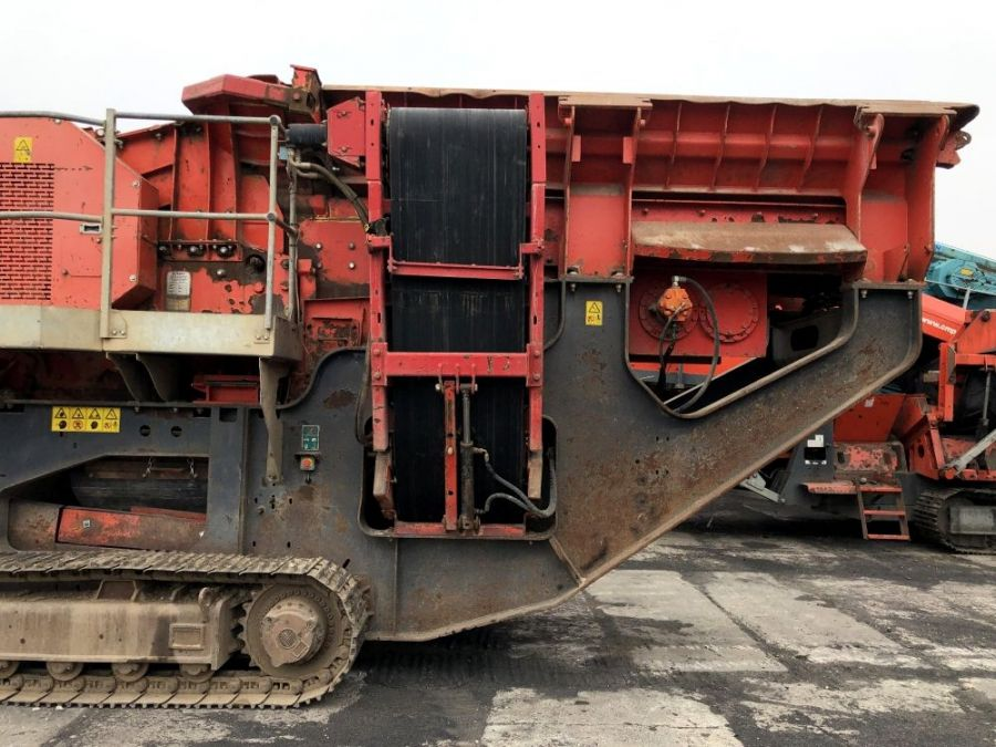 Used Crusher 2013 Terex Finlay J-1170 for Sale - 4