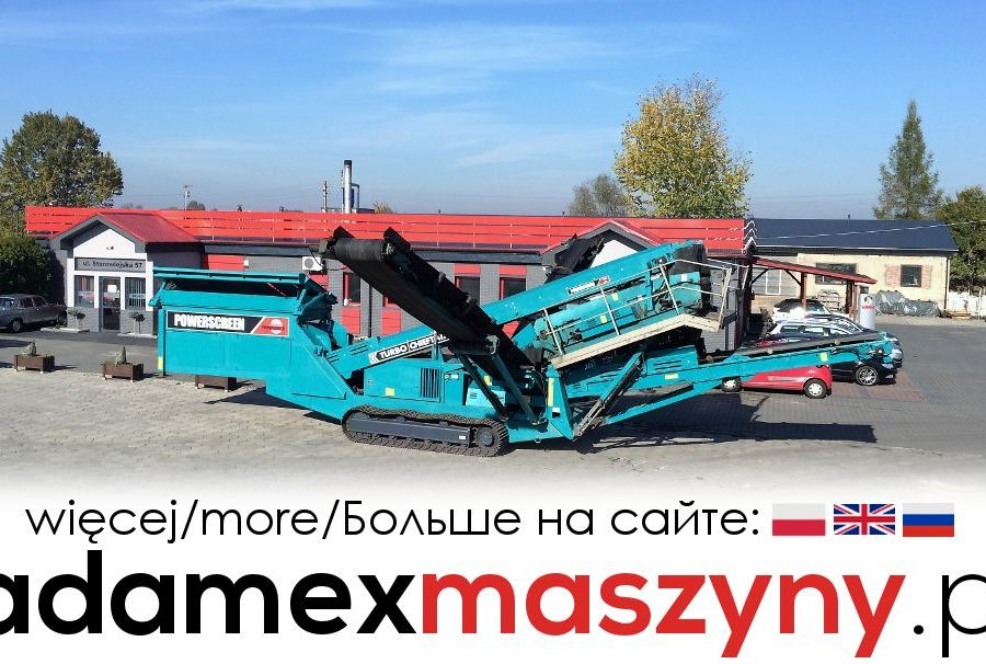 Used Crusher 2013 Terex Finlay J-1170 for Sale - 5