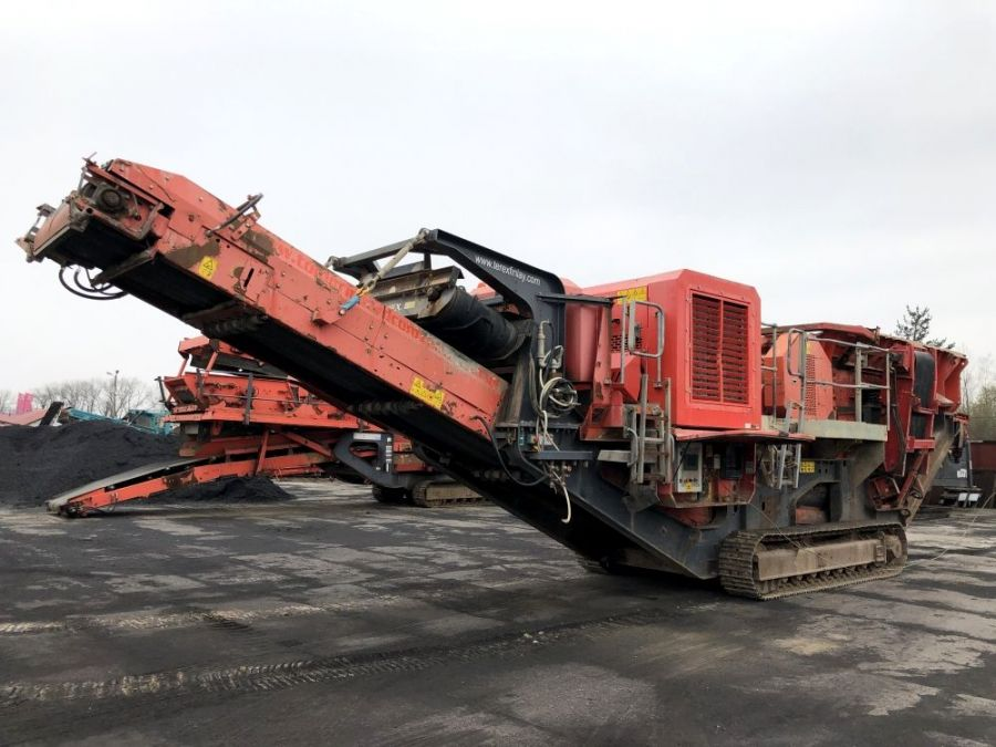 Used Crusher 2013 Terex Finlay J-1170 for Sale - 3