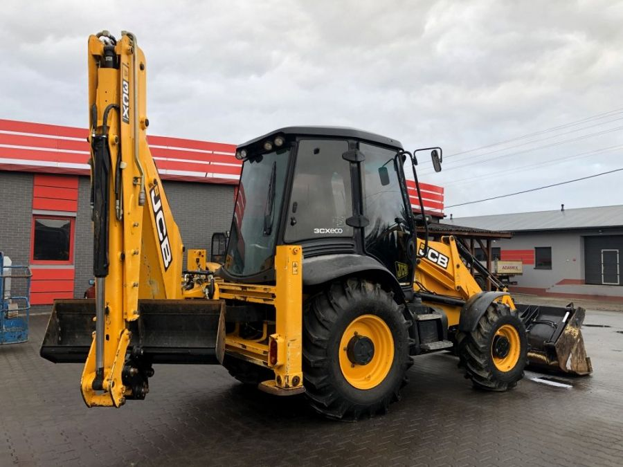 Used Backhoe 2014 JCB 3CX  for Sale - 5 - Thumbnail