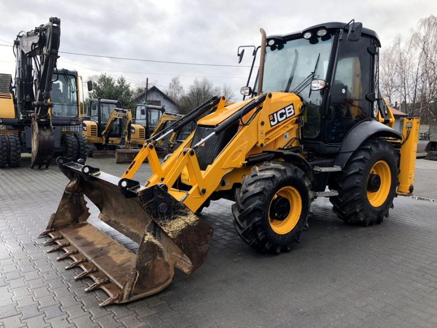 Used Backhoe 2014 JCB 3CX  for Sale - 1 - Thumbnail