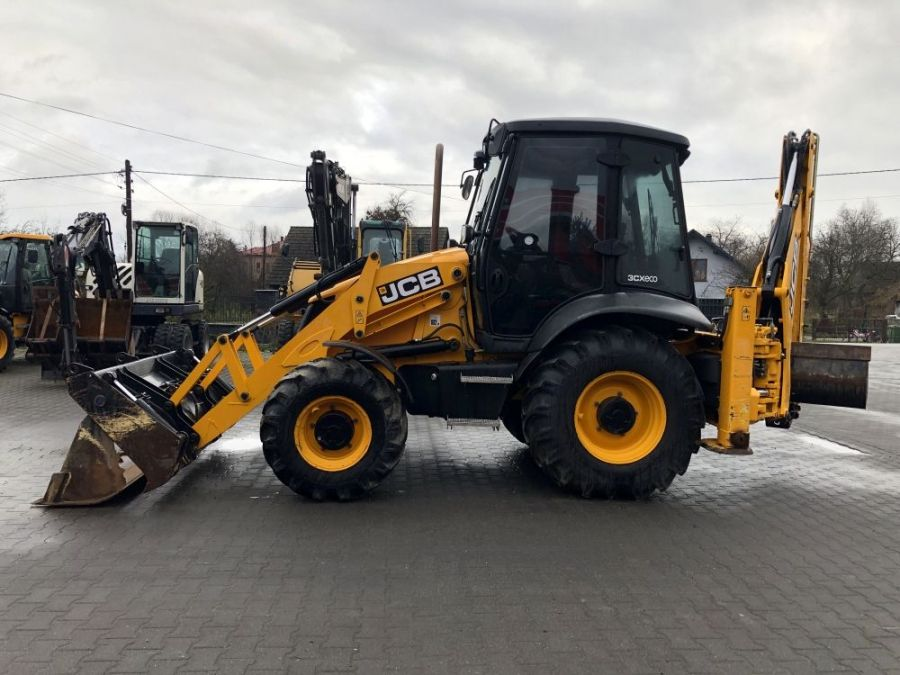Used Backhoe 2014 JCB 3CX  for Sale - 2 - Thumbnail
