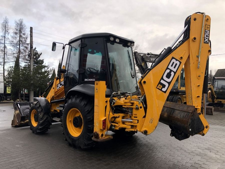 Used Backhoe 2014 JCB 3CX  for Sale - 4 - Thumbnail