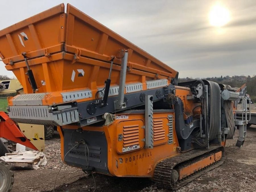 Used Screener 2018 Portafill 5000CT for Sale - 1