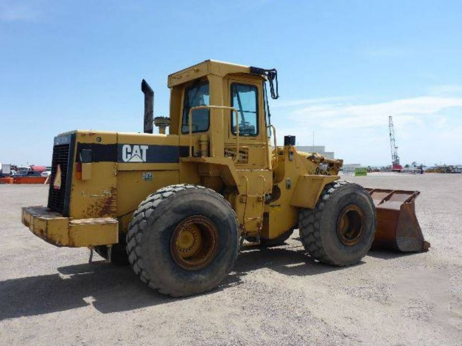 Used Wheel Loader 1991 Caterpillar 950 for Sale - 1