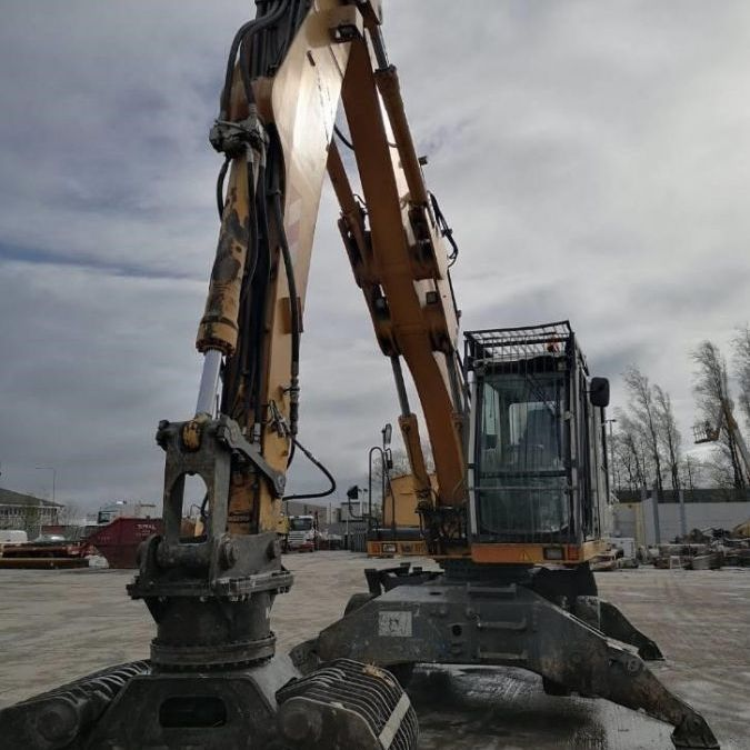 Used Material Handler 2011 Liebherr A 904 Litronic Material Handler for Sale - 2