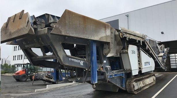 Used Crusher 2008 Terex Finlay C-1540 for Sale - 4