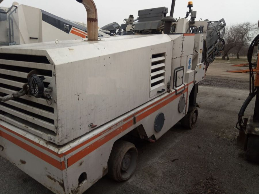 Used Road Planer 2000 Wirtgen W 600DC for Sale - 4