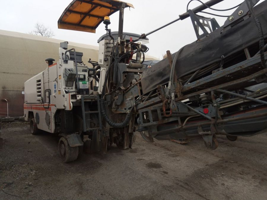 Used Road Planer 2000 Wirtgen W 600DC for Sale - 1