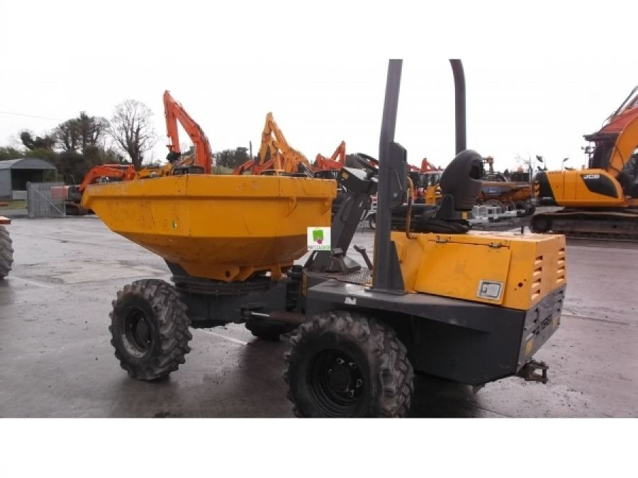 Used Dump Truck 2012 Terex 3T Swivel for Sale - 2