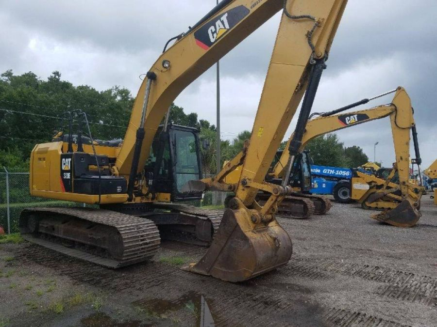 Used Excavator 2014 Caterpillar 320 for Sale - 1 - Thumbnail