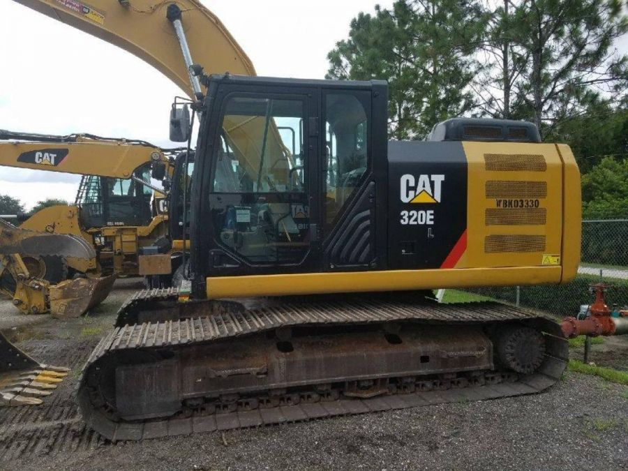 Used Excavator 2014 Caterpillar 320 for Sale - 5 - Thumbnail