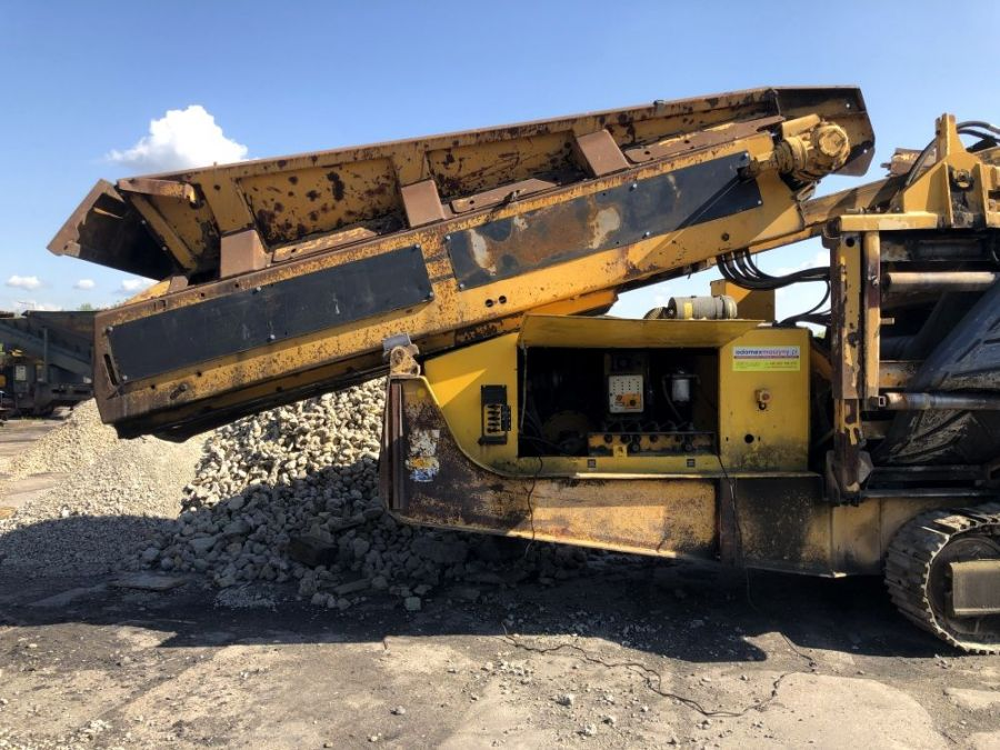 Used Screener 2006 Extec E7 for Sale - 4