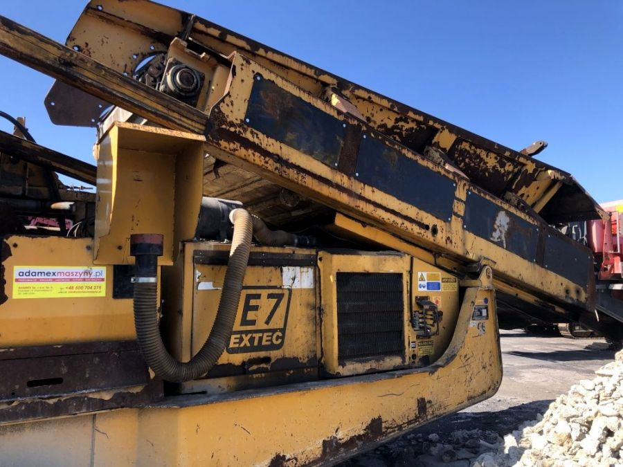 Used Screener 2006 Extec E7 for Sale - 3