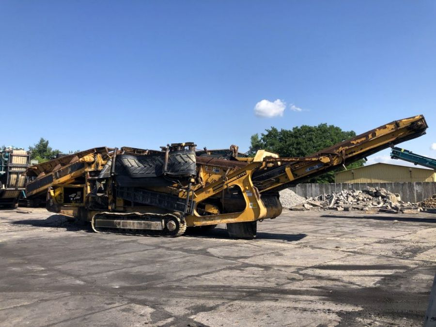 Used Screener 2006 Extec E7 for Sale - 5