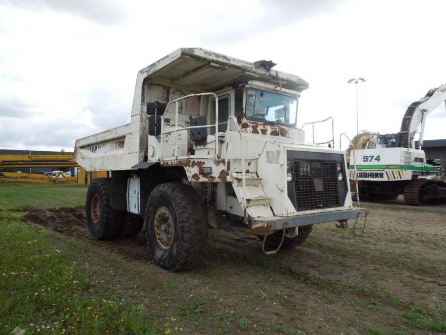 Used Dump Truck 1998 Terex TR35 for Sale - 2