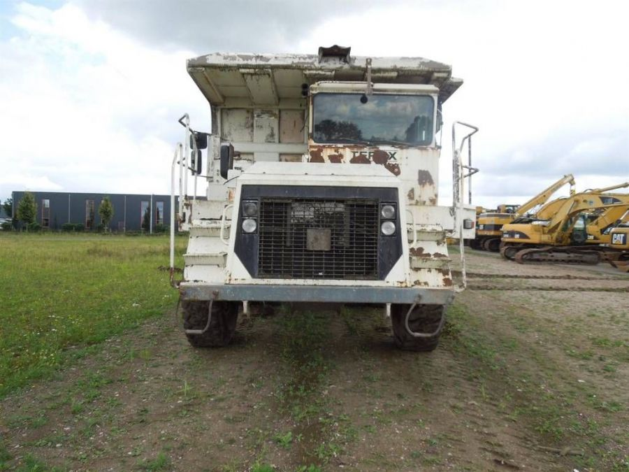 Used Dump Truck 1998 Terex TR35 for Sale - 5