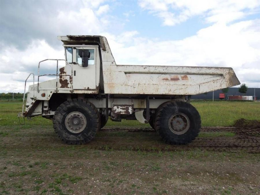 Used Dump Truck 1998 Terex TR35 for Sale - 3
