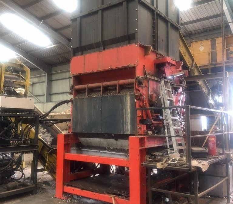 Used Slow Speed Shredder 2018 Weima WPL2000 for Sale - 3