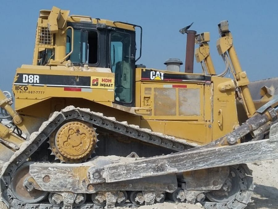 Used Dozer 2002 Caterpillar D8R for Sale - 3