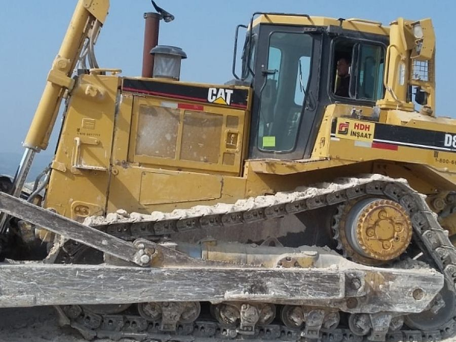 Used Dozer 2002 Caterpillar D8R for Sale - 1