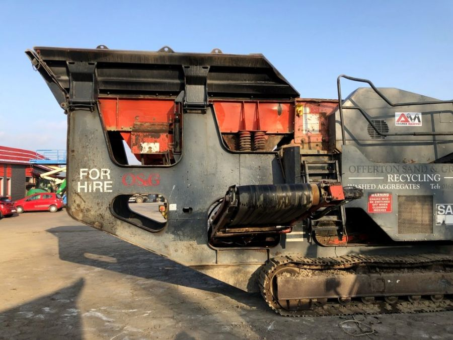 Used Crusher 2011 Sandvik QJ 241 for Sale - 3