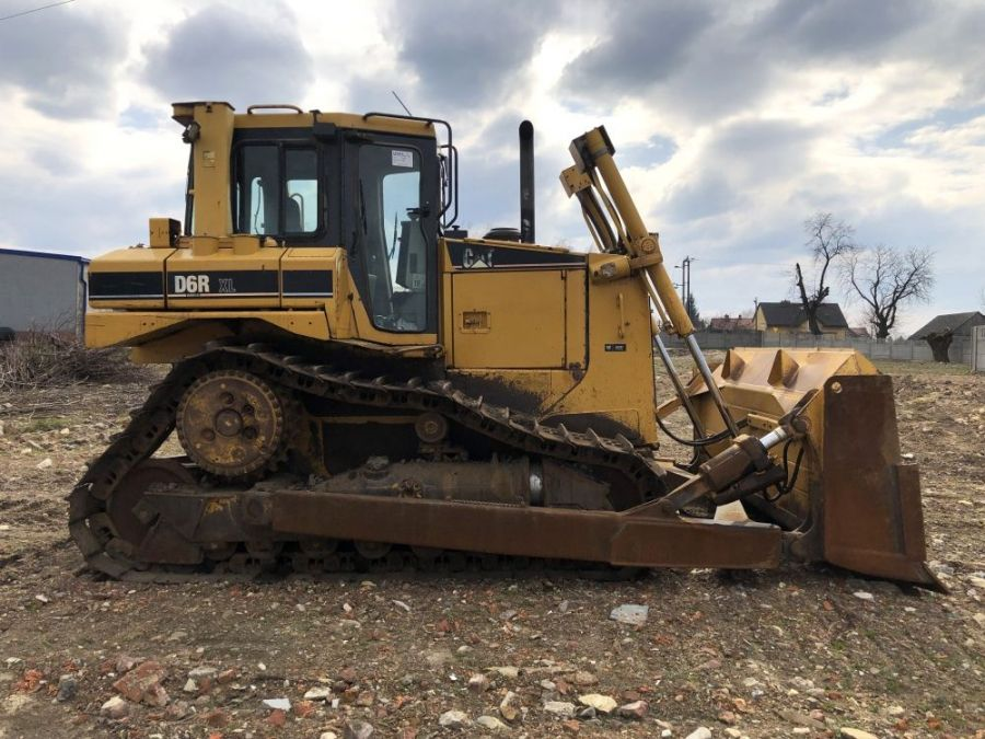 Used Dozer 2007 Caterpillar D6 for Sale - 5