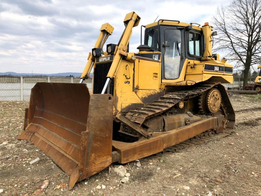 Used Dozer 2007 Caterpillar D6 for Sale - 1