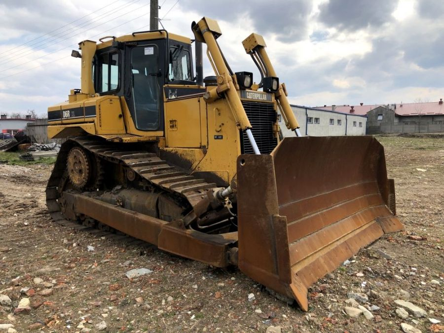 Used Dozer 2007 Caterpillar D6 for Sale - 4