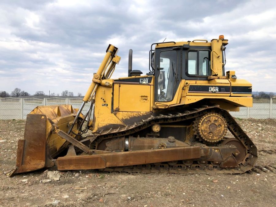 Used Dozer 2007 Caterpillar D6 for Sale - 2