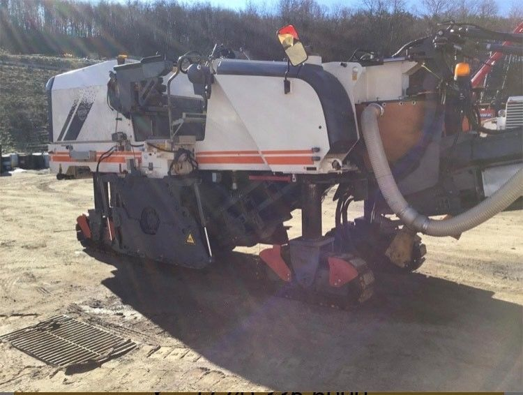 Used Road Planer 2012 Wirtgen W150 for Sale - 5