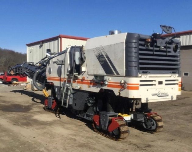 Used Road Planer 2012 Wirtgen W150 for Sale - 1