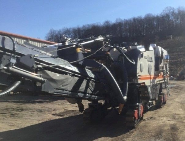Used Road Planer 2012 Wirtgen W150 for Sale - 3