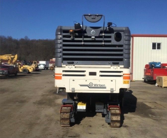 Used Road Planer 2012 Wirtgen W150 for Sale - 4