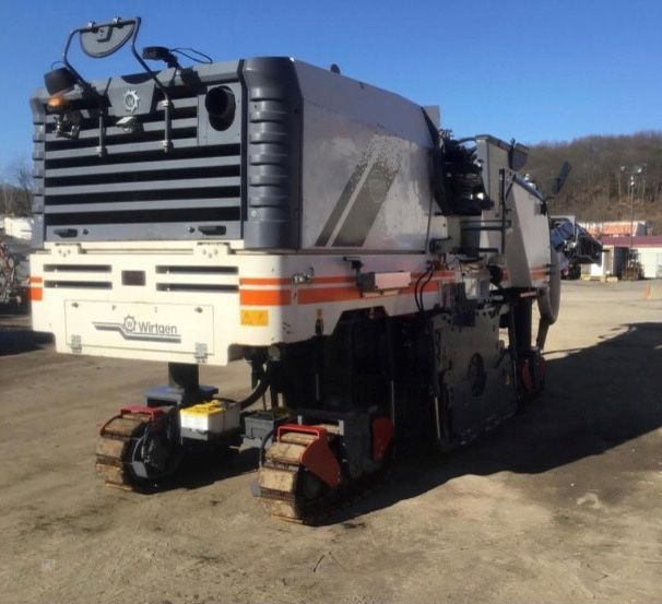 Used Road Planer 2012 Wirtgen W150 for Sale - 2
