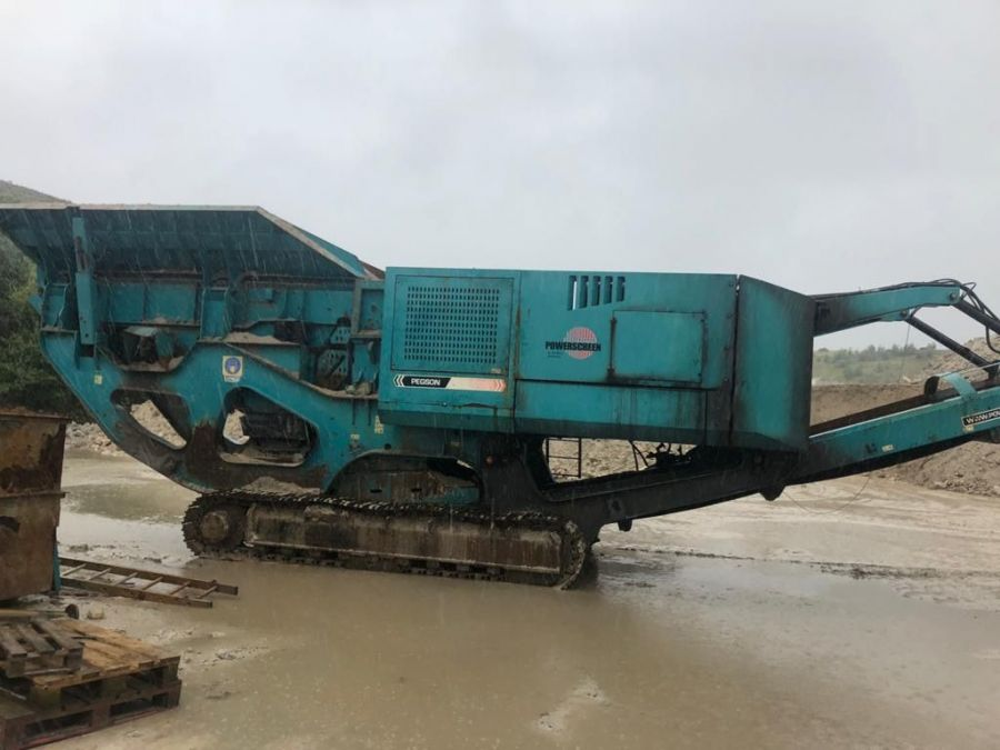 Used Crusher 2011 Powerscreen XA400S for Sale - 4