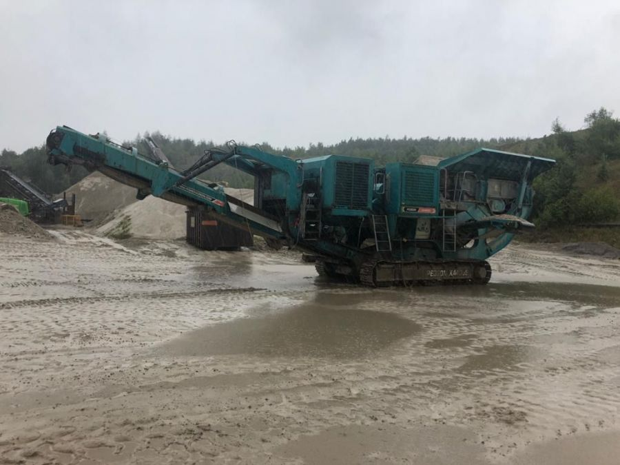 Used Crusher 2011 Powerscreen XA400S for Sale - 2